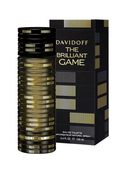 Buy Davidoff  The Brilliant Game   Eau de Toilette 100mL Online at low price
