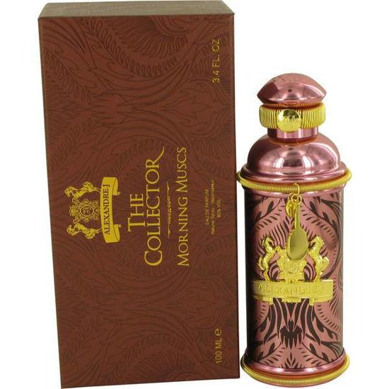 Buy ALEXANDRE J.  The Collector  Morning Musc   Eau de Parfum  100mL Online at low price