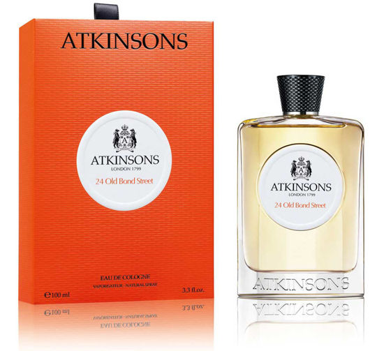 Picture of ATKINSONS 24  Old Bond Street   Eau de Cologne   100mL