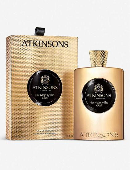 Buy ATKINSONS Her Majesty The Oud Eau de Parfum  100mL Online at low price