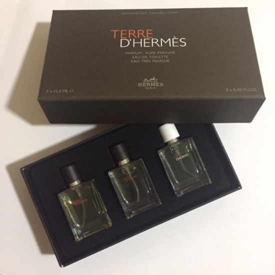Picture of Hermes Terre D' Hermes for Men  3-in-1  Mini Sets