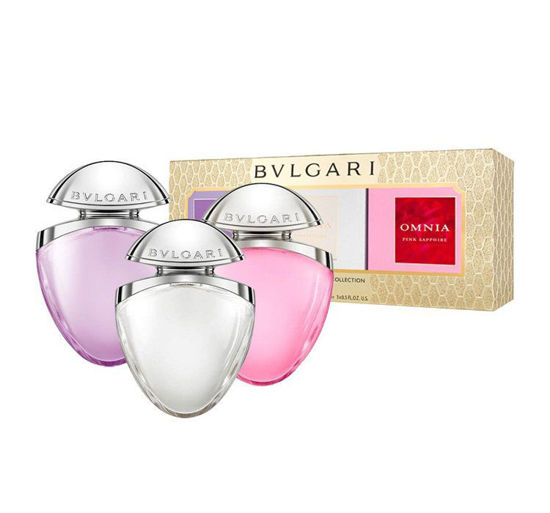 Picture of Bvlgari  The Omnia Jewel Charms Collection  for Women  Eau de Toilette  Mini Set