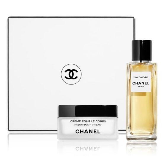 Picture of Chanel Sycomore Coffret Les Exclusifs De Chanel  Eau de Parfum  75mL  Set