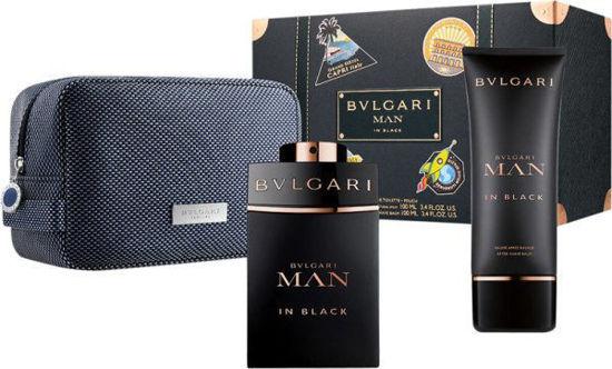 Buy Bvlgari Man In Black   Eau de Parfum 100mL  Set Online at low price