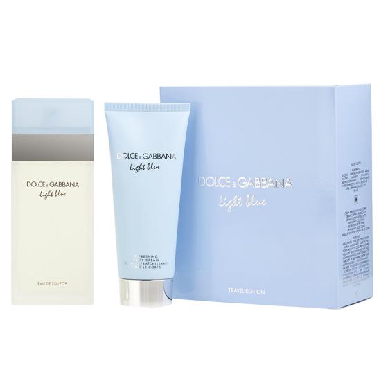 Picture of Dolce & Gabbana Light Blue for Women Eau de Toilette 100mL Travel Edition