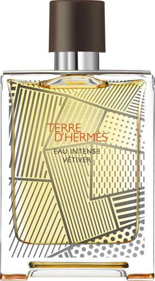 Picture of Hermes  Terre D'Hermes  Eau Intense Vetiver  H Bottle Limited Edition for Men  100ml