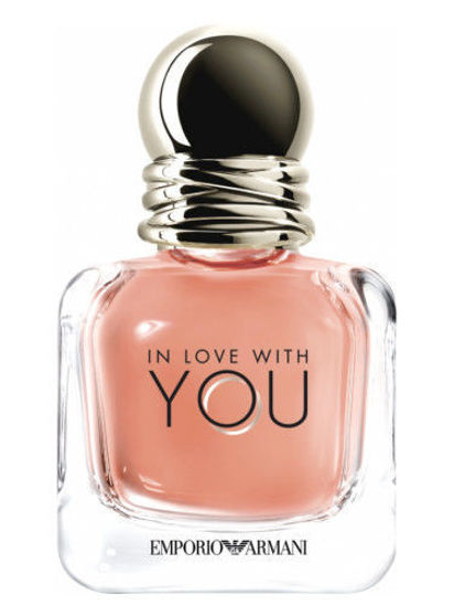 Picture of Giorgio Armani In Love With You for Women Eau de Parfum 100mL