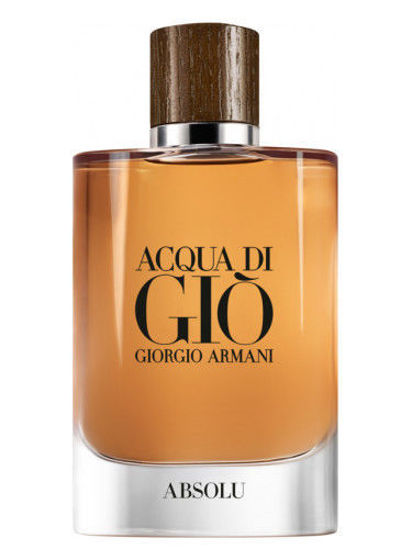Picture of Giorgio Armani Acqua Di Gio Absolu for Men Eau de Parfum 125mL