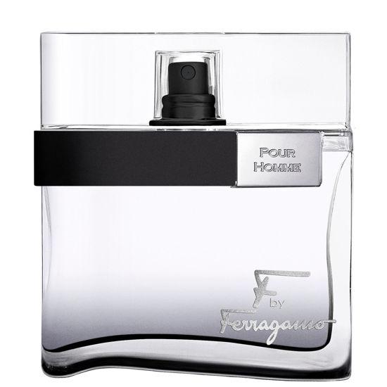Buy Salvatore Ferragamo F Black Pour Homme Eau de Toilette 100mL Online at low price
