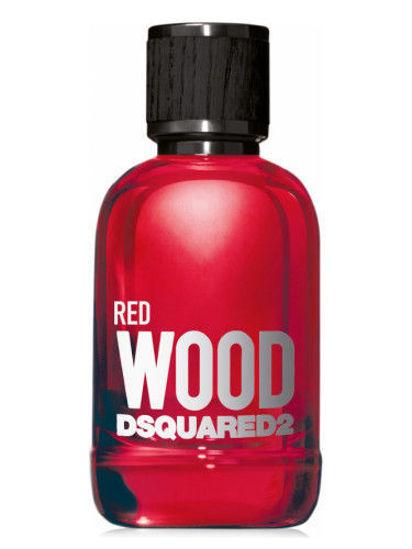 Buy Dsquared2 Wood Red Pour Femme Eau de Toilette 100mL Online at low price