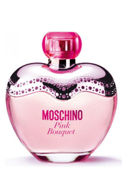 Picture of Moschino Pink Bouquet for Women 100mL
