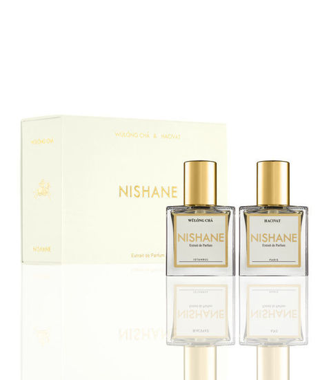 Picture of Nishane  Hacivat & Wulong Cha Extrait Duo Set 15mL