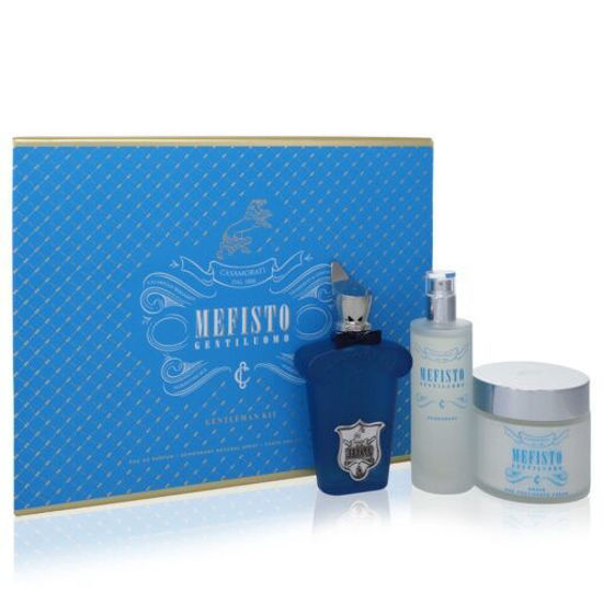 Picture of Xerjoff Casamorati 1888 Mefisto Gentiluomo The Gentlement Kit Set  Eau de Parfum100mL