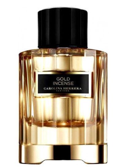 Picture of Carolina Herrera, Herrera Confidential Gold Incense Eau de Parfum 100mL