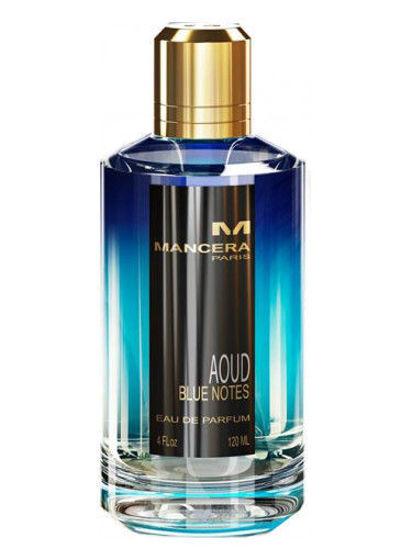 Picture of Mancera Aoud Blue Notes Eau de Parfum 120mL