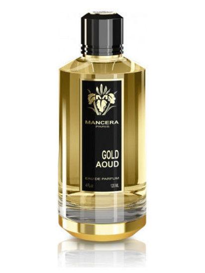Picture of Mancera Gold Aoud Eau de Parfum 120mL