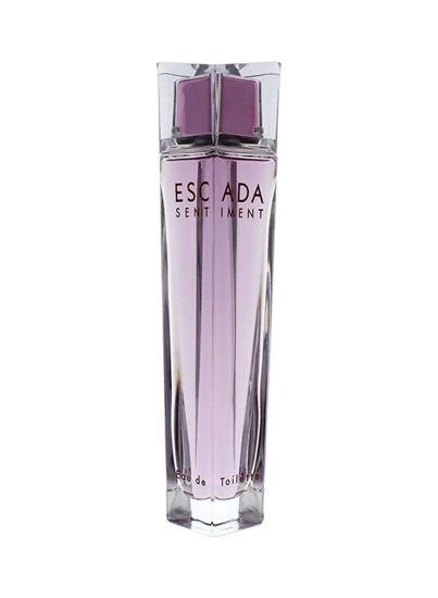 Buy Escada Sentiment for Women Eau de Parfum 75mL Online at low price