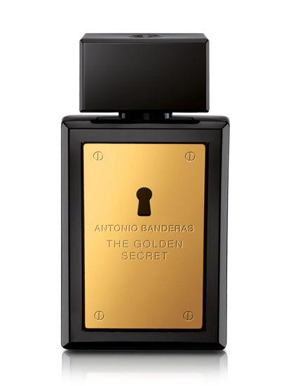 Buy Antonio Banderas The Golden Secret for Men Eau de Toilette 100mL Online at low price