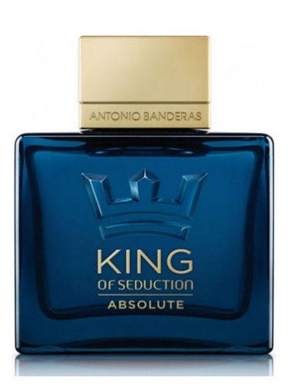 Picture of Antonio Banderas King of Seduction Absolute for Men Eau de Toilette 100mL