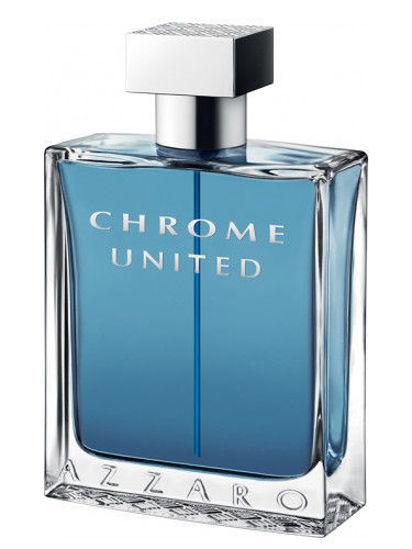 Picture of Azzaro Chrome United for Men Eau de Toilette 200mL