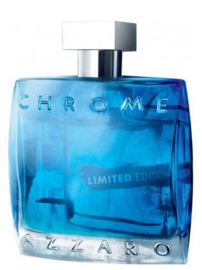 Picture of Azzaro Chrome Limited Edition for Men Eau de Toilette 100mL