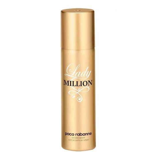 Buy Paco Rabanne Lady Million Deodorant 150mL Online at low price