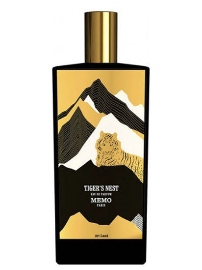 Picture of Memo Art Land Tiger's Nest Eau de Parfum 75mL