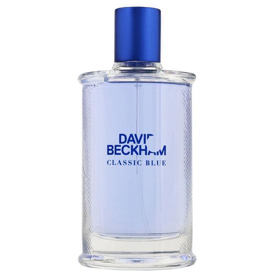 Picture of David Beckham Classic Blue for men Eau de Toilette 90mL