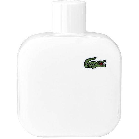 Buy Lacoste L.12.12 Blanc for Men Eau de Toilette 100mL Online at low price