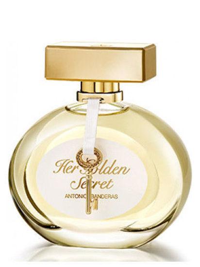 Buy Antonio Banderas Her Golden Secret Eau de Toilette 80mL Online at low price