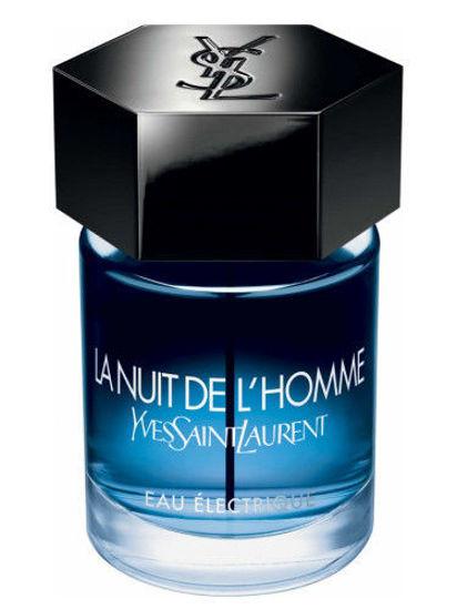 Buy YSL La Nuit de L'Homme Eau Electrique for Men Eau de Toilette 100mL Online at low price