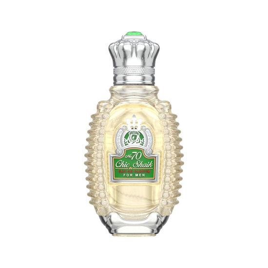 Buy PODS Chic Shaik Emerald No.70 for Men Eau de Parfum 80mL Online at low price