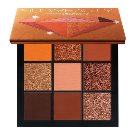 Buy Huda Beauty Topaz Obsession Eyeshadow Palette Online at low price