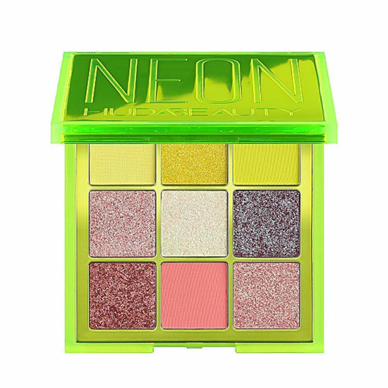 Buy Huda Beauty Neon Green Obsession Eyeshadow Palette Online at low price