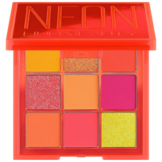 Buy Huda Beauty Neon Orange Obsessions Palette Online at low price