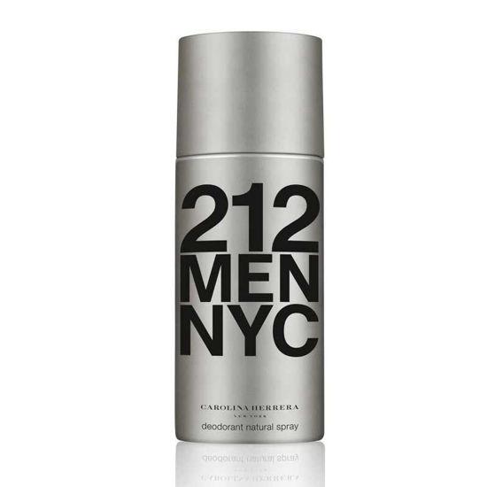 Buy Carolina Herrera 212 Men NYC Deodorant Spray 150mL Online at low price